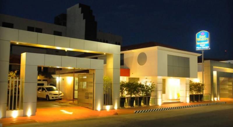 Best Western Plaza Vizcaya