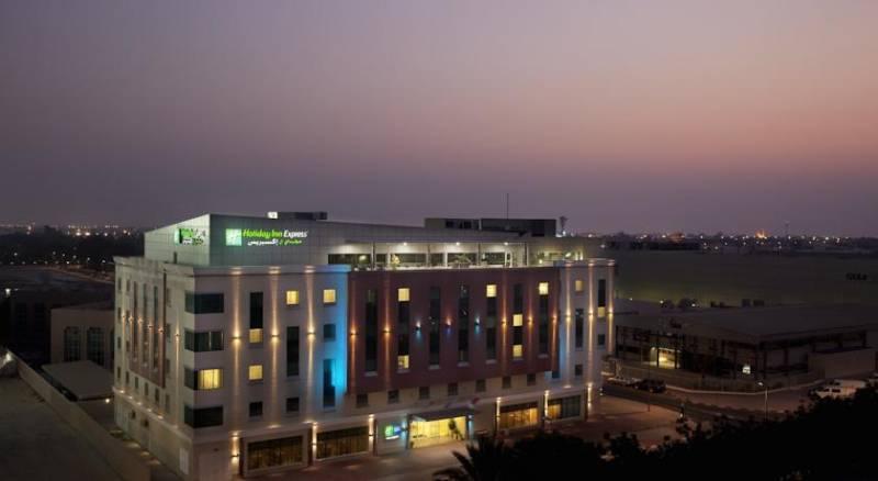 Holiday Inn Express Dubai Safa Park