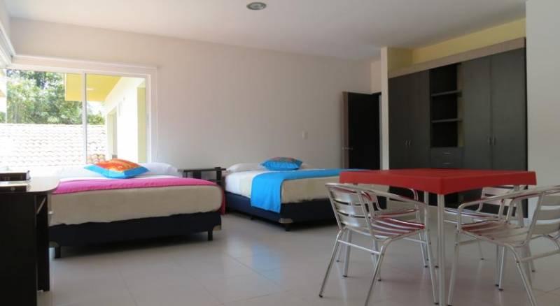 Hotel Campestre Casa Santa Monica Pance