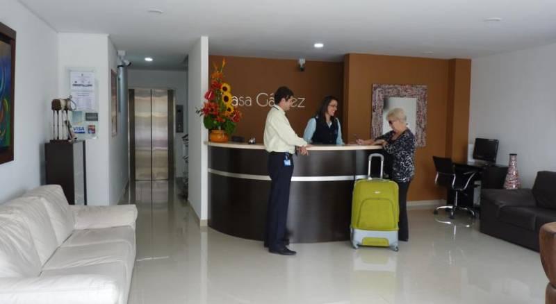 Hotel Casa Galvez