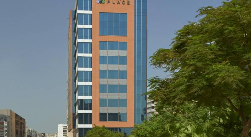 Hyatt Place Dubai Baniyas Square