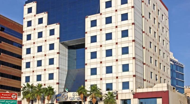 Sea View Hotel Dubai