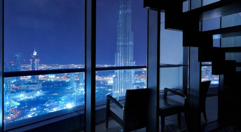 The Address, Downtown Dubai