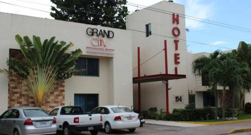 Grand City Hotel Cancun