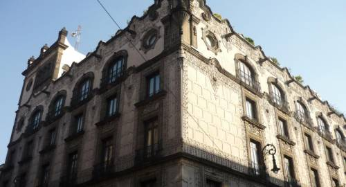 Hampton Inn & Suites Mexico City - Centro Historico