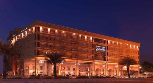 Radisson Blu Royal Suite Hotel, Jeddah