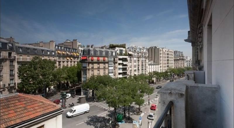Best Western Eiffel Auteuil