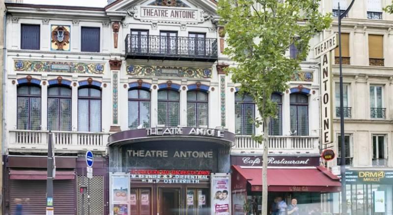 Comfort Hotel Gare De L'Est - Paris 10