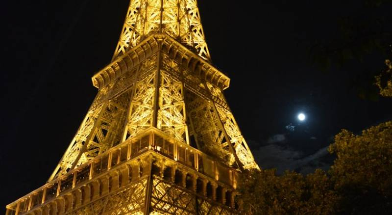 Eiffel Saint Charles