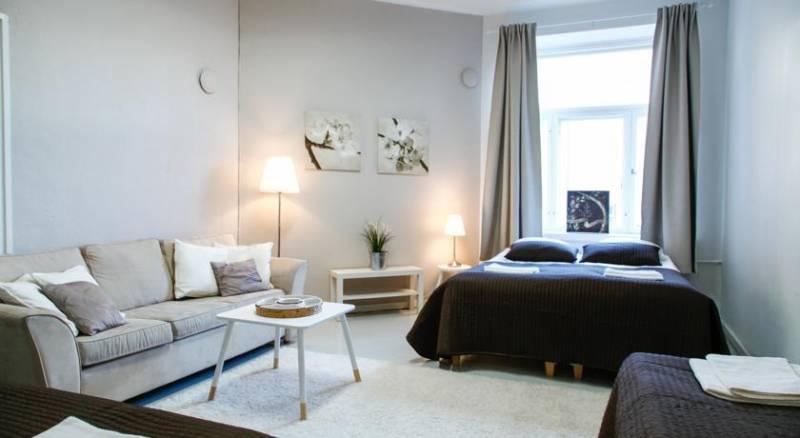Helsinki Central Apartments