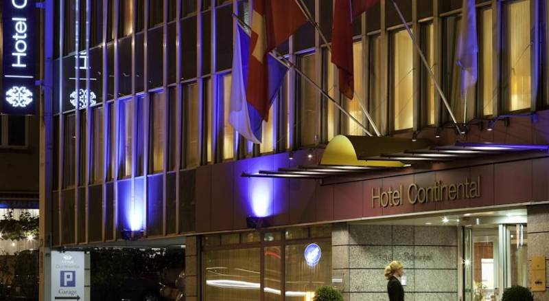 Hotel Continental Zurich - MGallery Collection