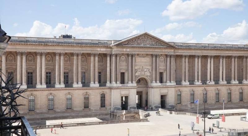 Hôtel de la Place du Louvre