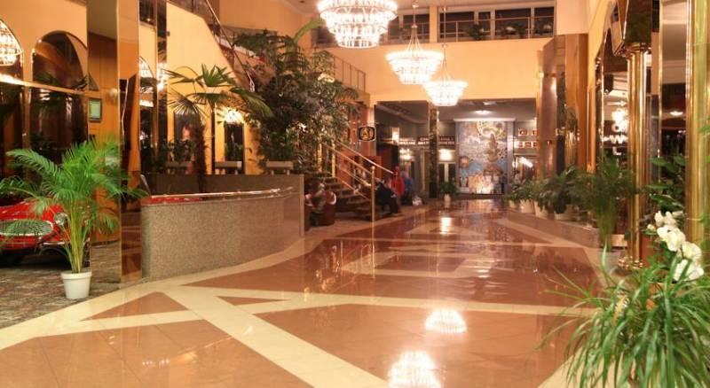 Top Hotel Prague