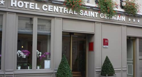 Hôtel Central Saint Germain