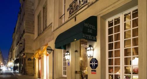 Hôtel De Lutece