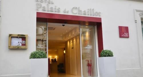Hôtel Palais De Chaillot