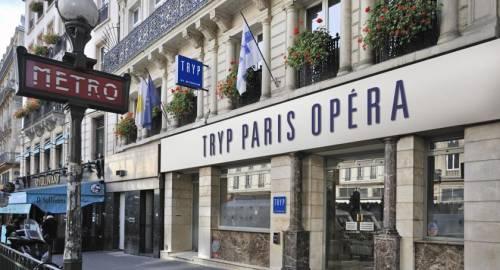 TRYP Paris Opéra
