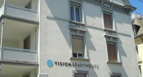 VISIONAPARTMENTS Zurich Waffenplatzstrasse