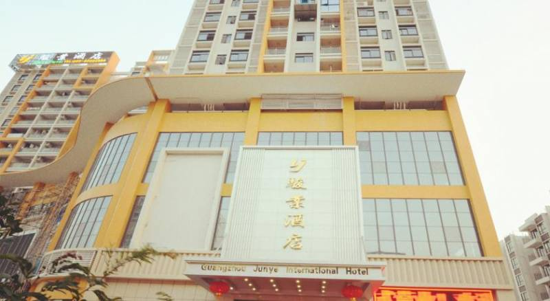 Guangzhou JunYe International Hotel