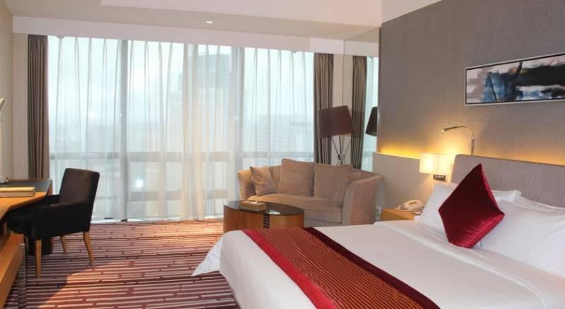 Huaqiang Plaza Hotel Shenzhen