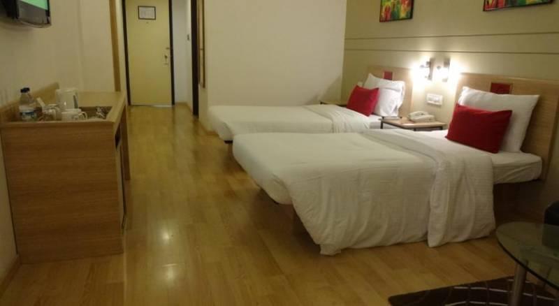 Red Fox Hotel, Hitech city, Hyderabad