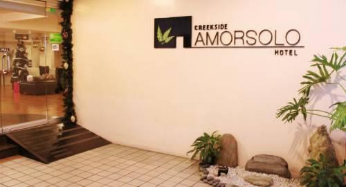 Creekside Amorsolo Hotel