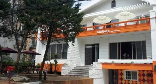 Hongdae Orange Guesthouse