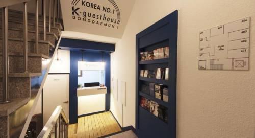 K-Guesthouse Dongdaemun 1
