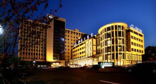 Qingdao Blue Horizon Hotel - Licang