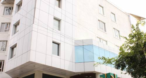 Quality Inn Shravanthi - Bengaluru