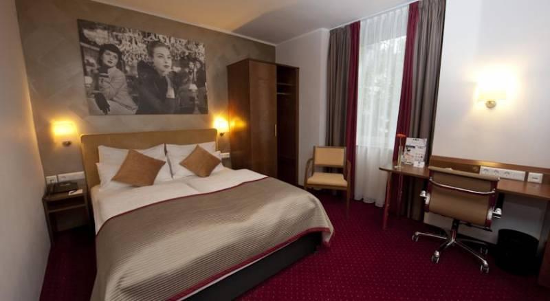 Best Western Savoy Hotel Düsseldorf