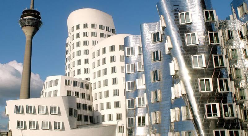 Courtyard by Marriott Duesseldorf Hafen