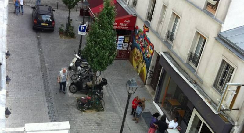 Hipotel Paris Bordeaux Ménilmontant