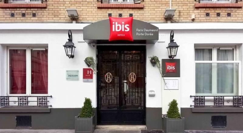 Ibis Daumesnil Porte Doree