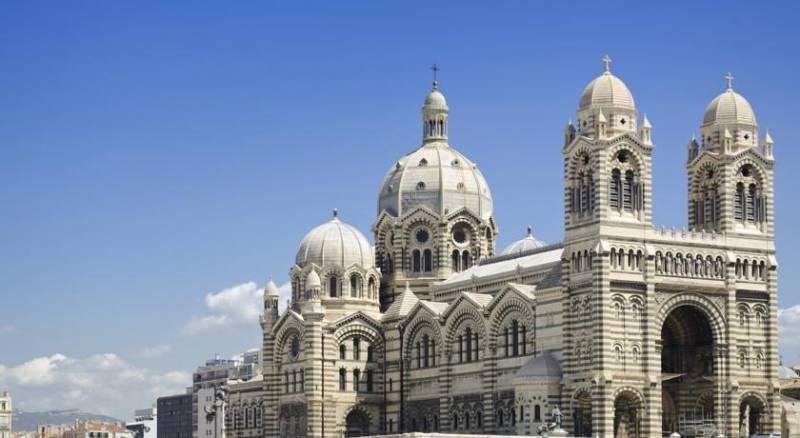 Novotel Suites Marseille Centre Euromed