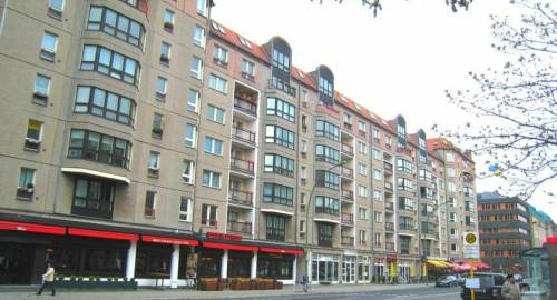 Apartment Am Brandenburger Tor 1