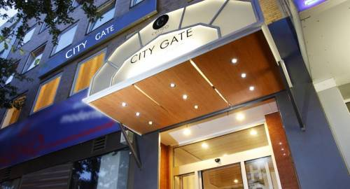 City Gate by Centro Comfort
