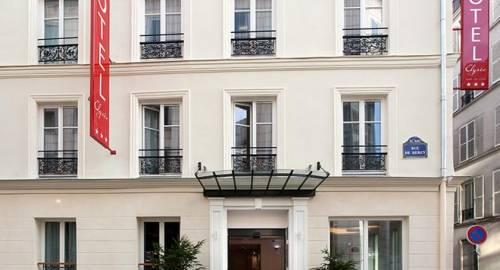 Hotel Elysée Gare de Lyon