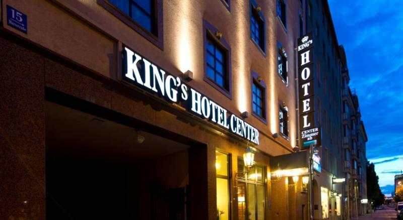King's Hotel Center Superior