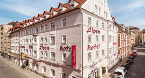 Alpen Hotel München