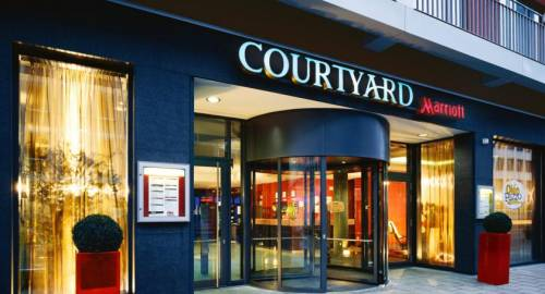 Courtyard by Marriott Munich City Center