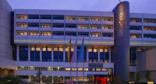 Four Points by Sheraton München Central