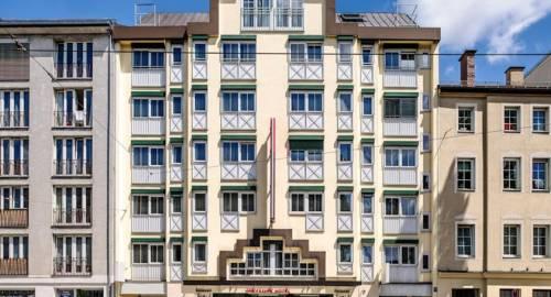Mercure Hotel München-Schwabing