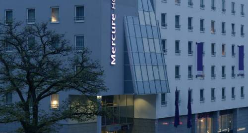 Mercure Stuttgart City Center