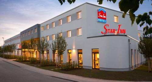 Star Inn Hotel Stuttgart Airport-Messe