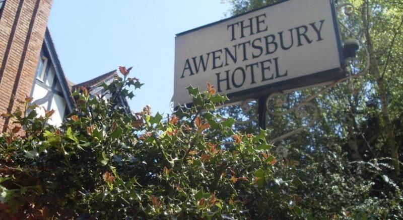 Awentsbury Hotel near Birmingham University