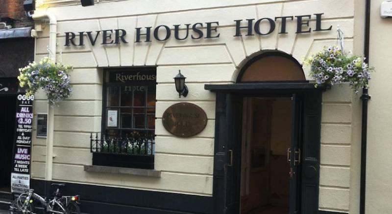 RiverHouse Hotel of Temple Bar