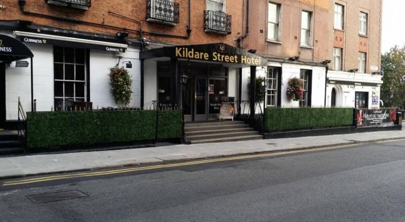 The Kildare Street Hotel