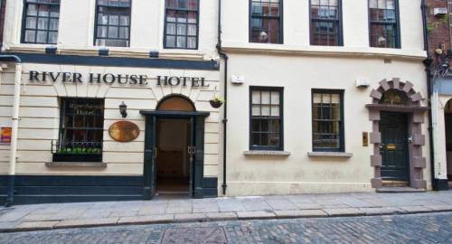 RiverHouse Hotel of Temple Bar