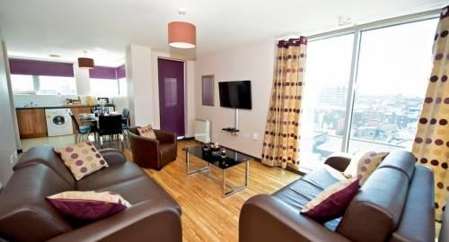 Staycity Serviced Apartments - Millennium Walk